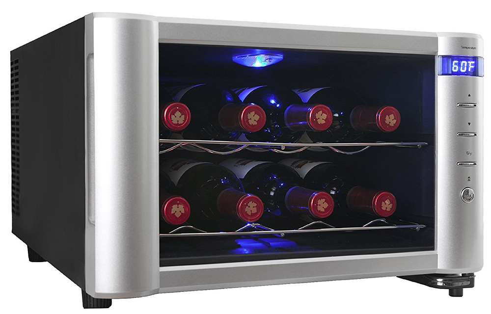 Wine Cooler Reviews Electric Wine Cooler Sosfund
